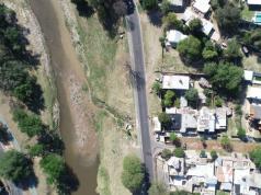 cloacas barrio alberdi rio suquia villa paez