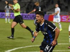 Palacios gol Talleres Godoy Cruz