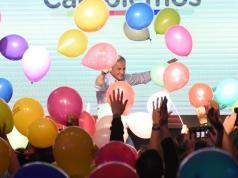 Hector Baldassi cambiemos sede festejos elecciones legislativas