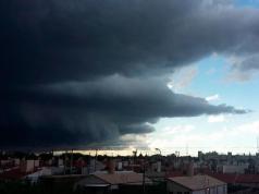 clima cordoba tormenta