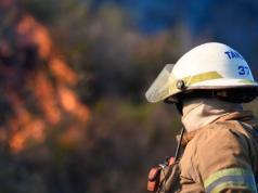 El fuego volvió a ser el protagonista en las Sierras de Córdoba.