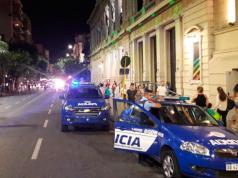 Policia-evacuacion-Patio-Olmos