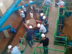 aguas cordobesas trabajos estacion elevadora sur