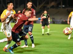 El equipo Albiazul cayó en su debut como local.