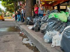 La basura, un reclamo repetido de los vecinos cordobeses.