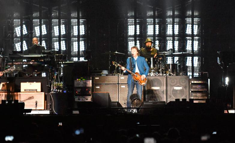 Paul McCartney en Córdoba