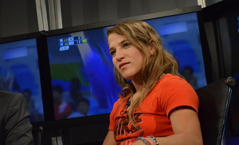 Paula Pareto en Telenoche
