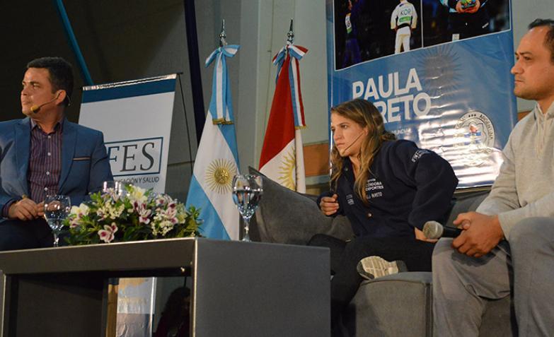 Paula Pareto en Córdoba