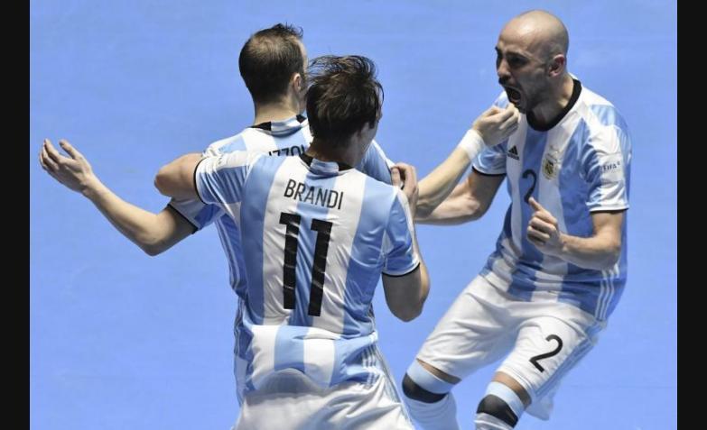 futsal argentina campeon mundial