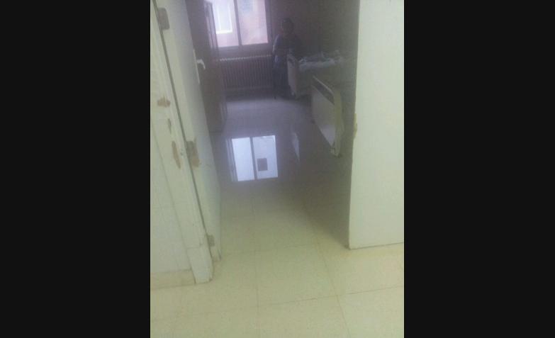 Algunas salas y habitaciones de hospital Materno Neonatal.