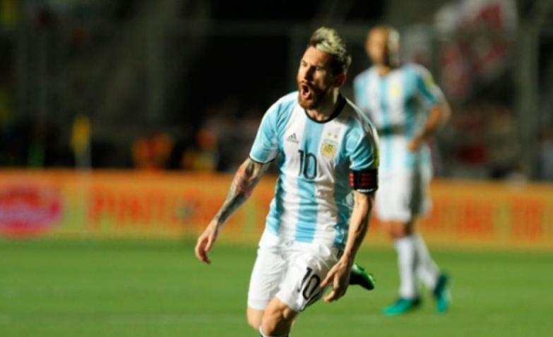 Argentina Colombia