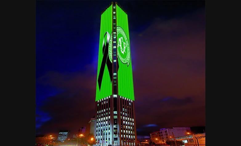 La Torre Colpatria de Bogota.