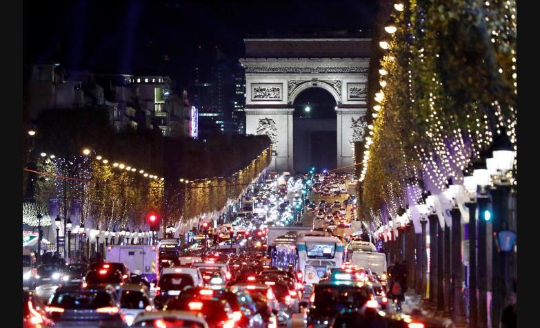 Una de las calles más tradicionales de París.