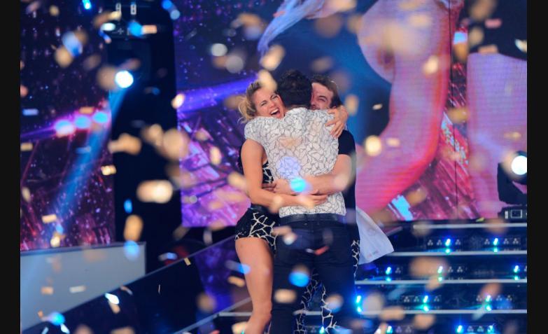 pedro alfonso el polaco final bailando 2016