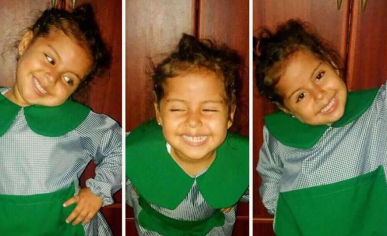 Jessica Argüello y la foto de esa hermosa sonrisa.