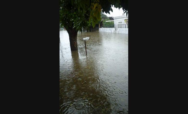 Lluvia Tormenta Córdoba