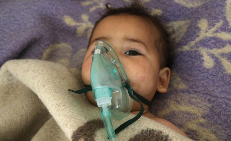 ataque quimico en siria