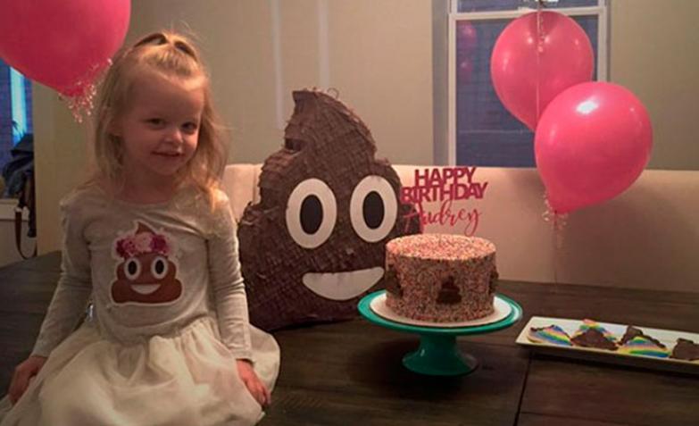 Audrey cumpleaños