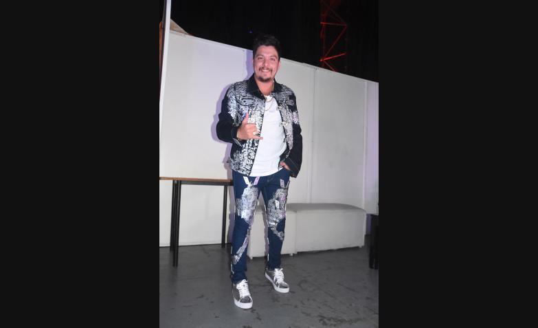 Damián Córdoba festejó sus 30 años en Forja.