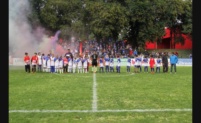 Fútbol infantil: Peña - San Martín