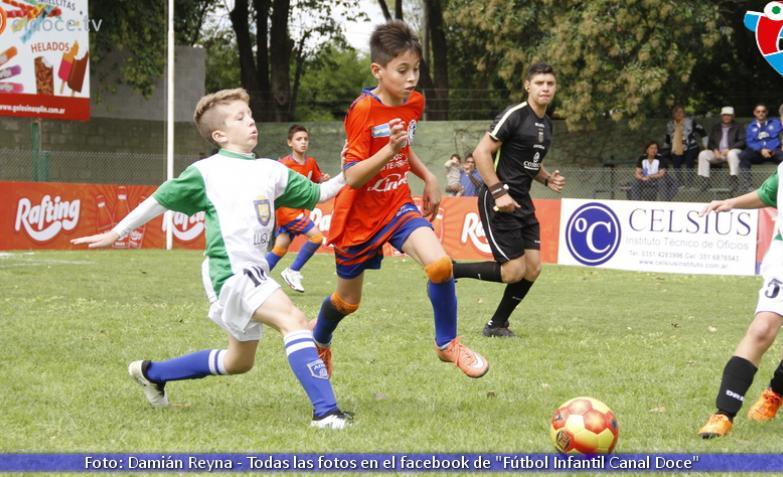Fútbol Infantil: Luque y Tio Pujio
