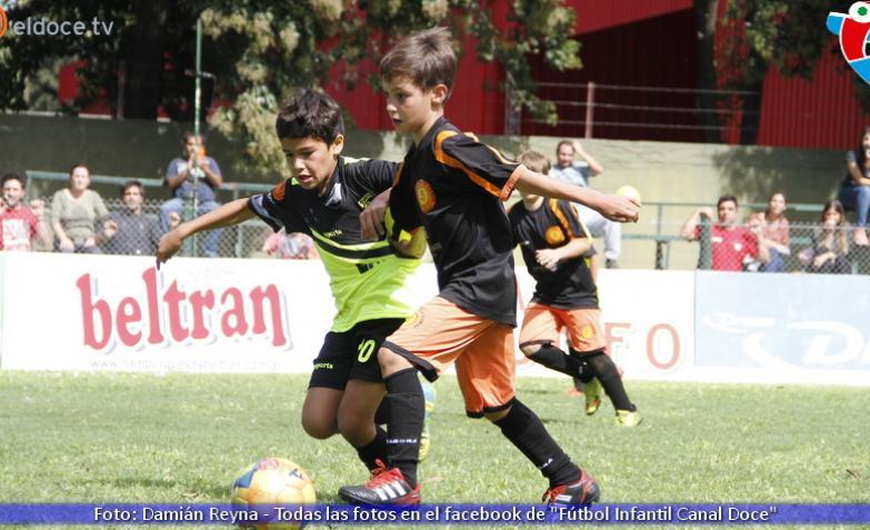 Fútbol Infantil: Santo Tomás y San Pablo Apostol