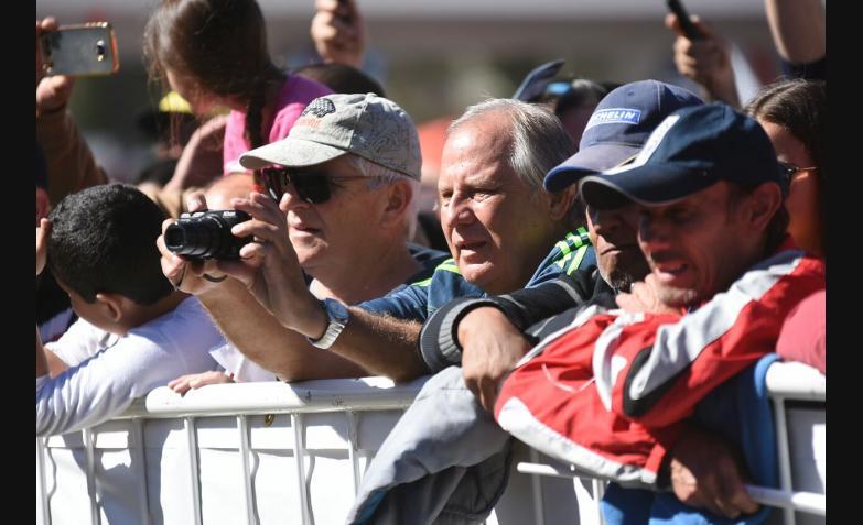 Rally Argentina 2017 parque de asistencia