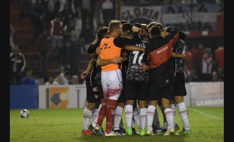 Instituto VS Atlético Paraná