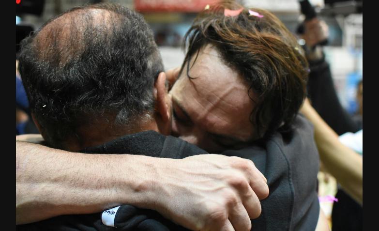 bruno labaque atenas instituto despedida retiro cerutti