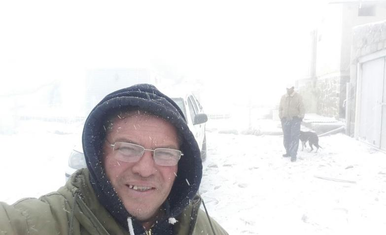 el doce pampa de achala nieve altas cumbres