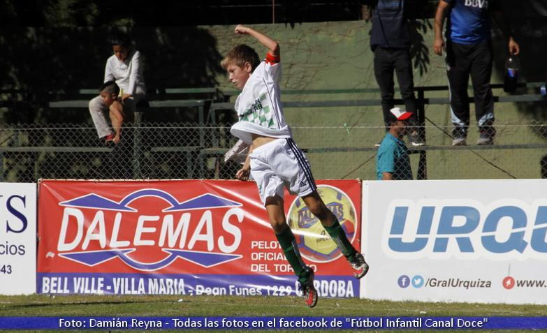 futbol infantil: arroyito vs santa rosa de calamuchita