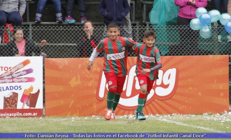Fútbol Infantil: Monte Cristo y Altos de Chipión
