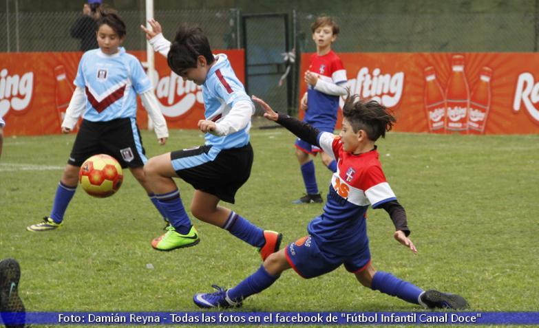 Fútbol Infantil: Taborín y Nuestra Señora del Valle