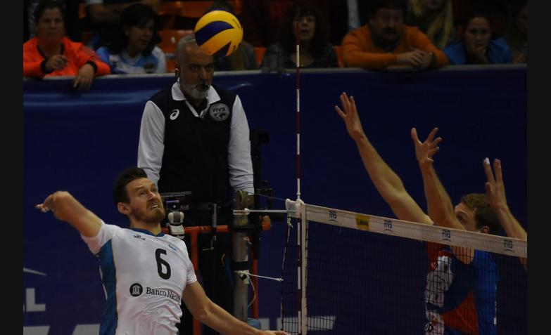 seleccion argentina voley liga mundial orfeo serbia