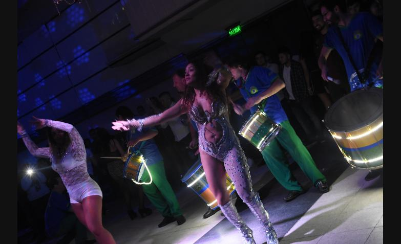 Carnavales de Invierno de Sala del Rey / Foto: Maxi López, ElDoce.tv