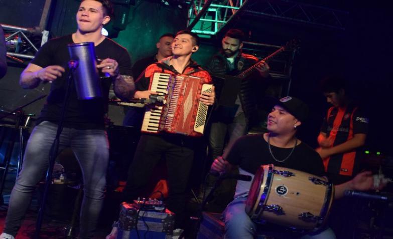 La Banda de Carlitos / Foto: Maxi López, ElDoce.tv