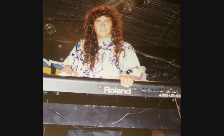 Pablo Brizuela, 10 años como el gran teclado de Trulalá