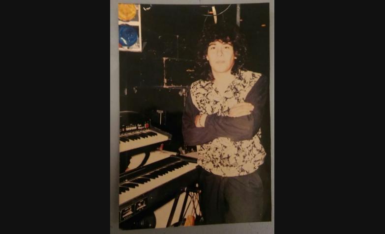 El primer baile de Pablo. Trulalá en Club Estadio Jardin. Año 1985