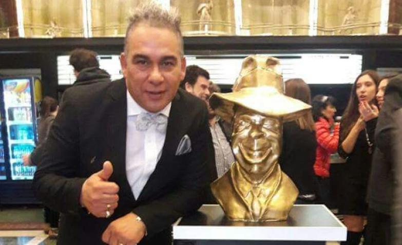 Pablo Brizuela y su nominación en los Premios Gardel como Mejor Álbum Artista de Cuarteto