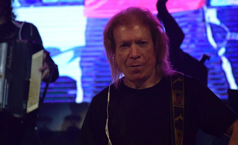 Jorge Villarreal, Guitarrista de La Mona
