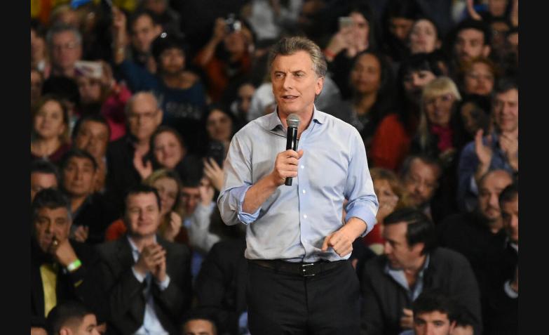 Macri Baldassi cambiemos cordoba cierre campana paso elecciones