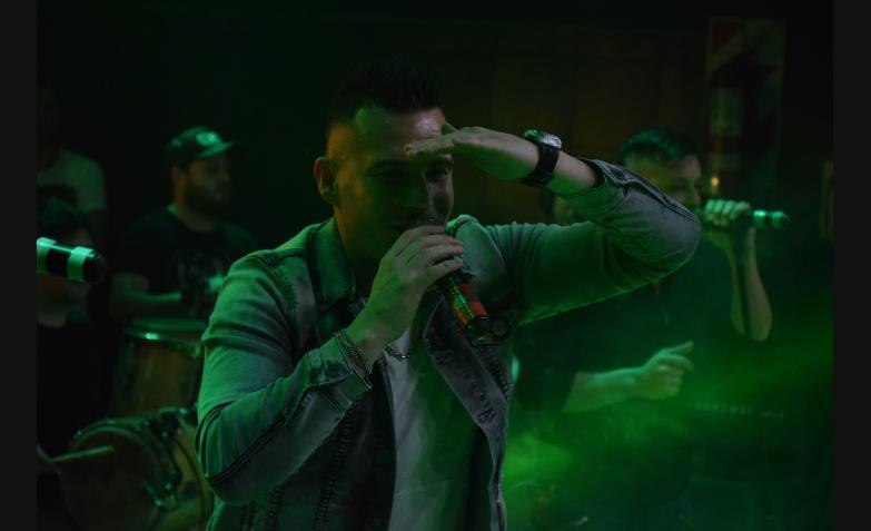 Banda XXI en Sala del Rey / Fotos: Maxi López ElDoce.tv