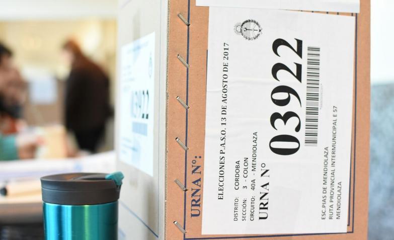paso elecciones legislativas escuela córdoba