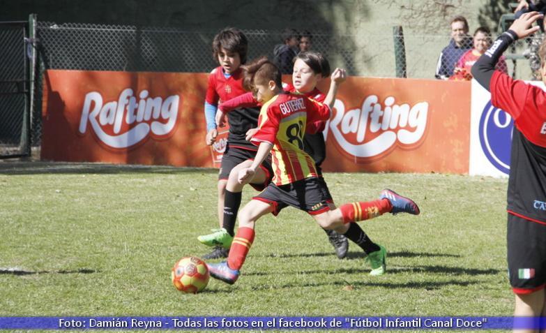 fútbol infantil corazón de maría venció a castelfranco
