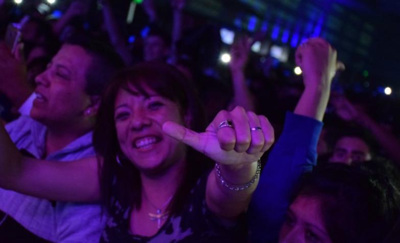 Damas Gratis en Sala del Rey / Fotos: Maxi López, ElDoce.tv