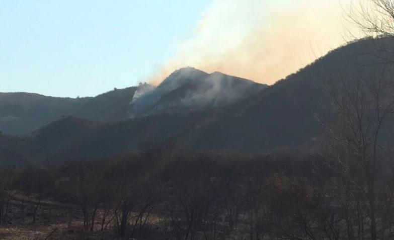 Incendio-Cosquín-Bomberos-Fuego-Autoevacuados-Córdoba-campos-Viento-Llamas-Sierras-Chicas
