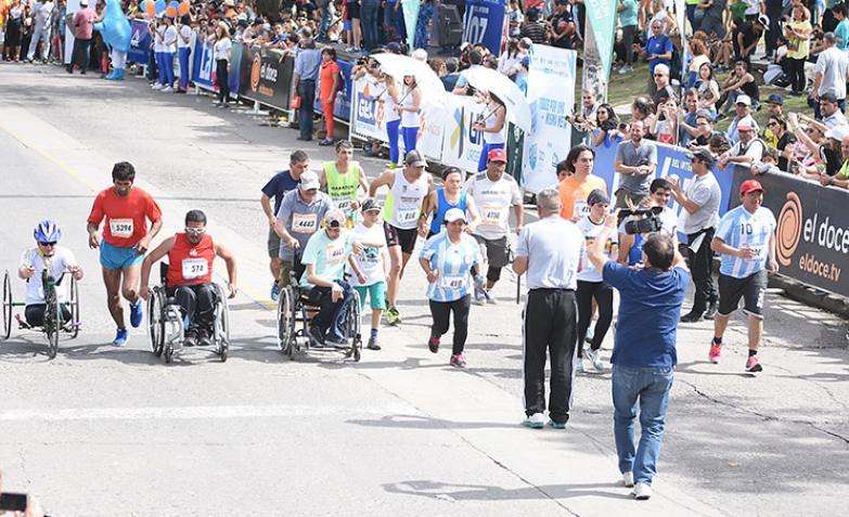 Maraton Cordoba 2017 El Doce