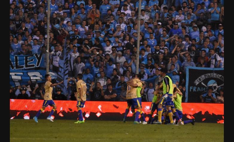 Belgrano Atlanta octavos de final copa argentina santa fe hinchas