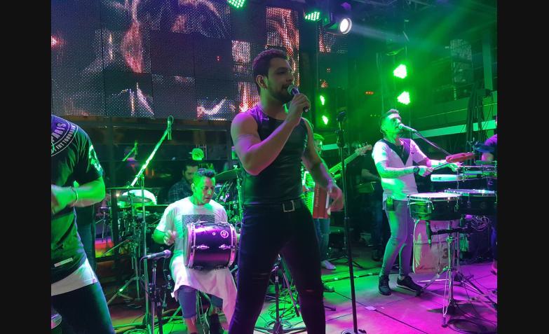 Trulalá en vivo en Sala del Rey/ Fotos: Flavio Castelló, ElDoce.tv