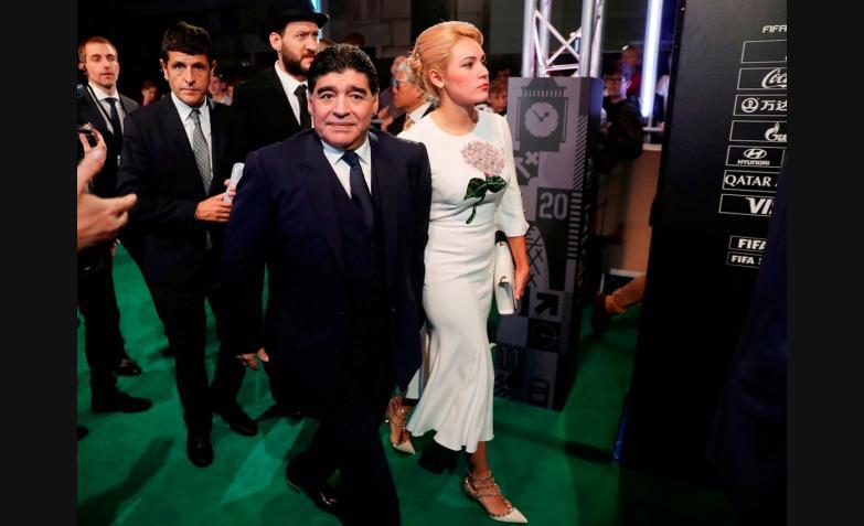 diego maradona lionel messi cristiano ronaldo the best antonela roccuzzo rocio oliva